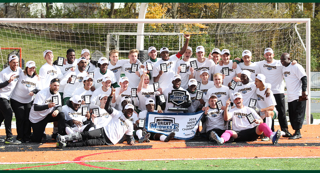 Tiffin University has won the G-MAC Tournament Championship.