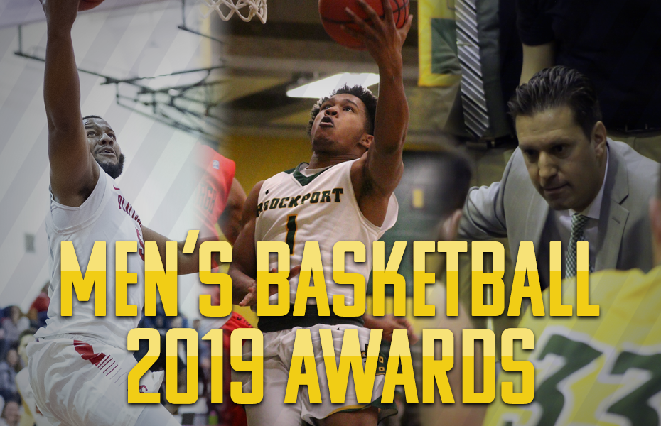 SUNYAC Announces Men's Basketball Yearly Honors