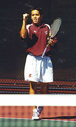 Sign Up for the Inaugural SCU Men's Tennis Alumni Reunion