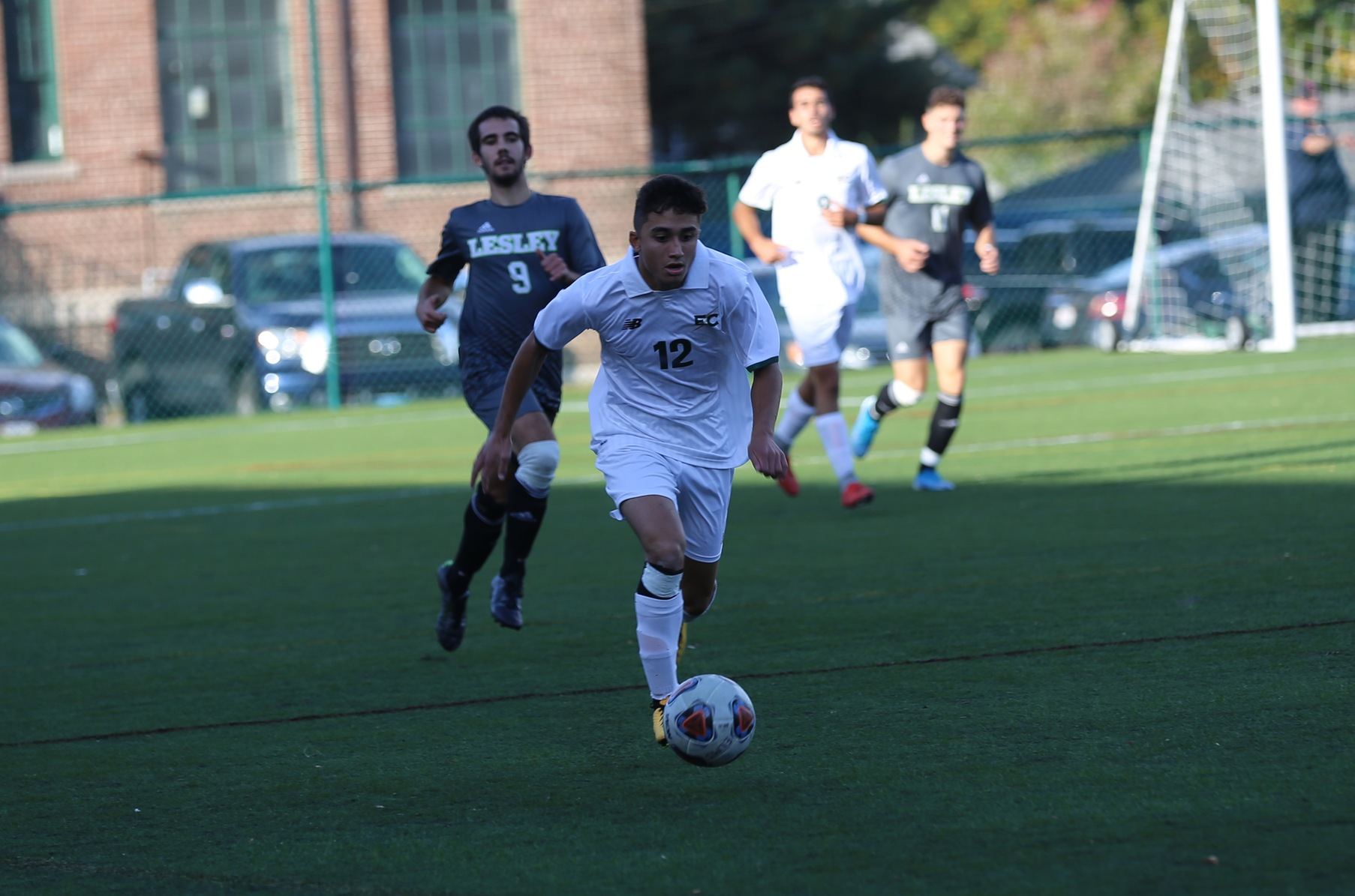 Men's Soccer Ends Regular Season With Win Over Westfield State