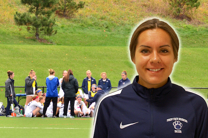 Lloyd Named Assistant Women's Soccer Coach