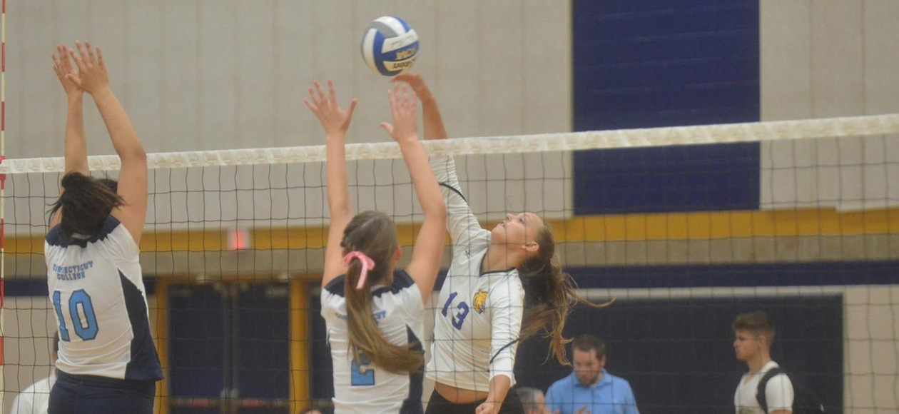 Women's Volleyball Wins a Pair at Kean Invitational