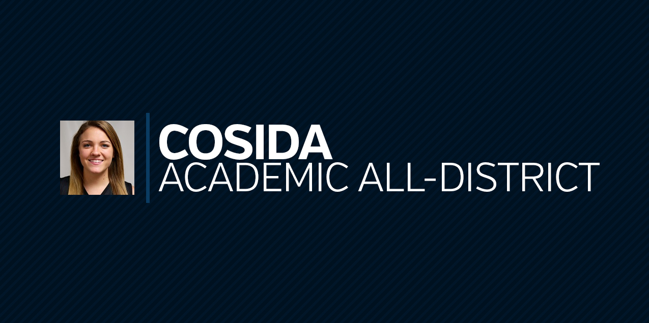 Texas Lutheran's Lye Named CoSIDA Academic All-American
