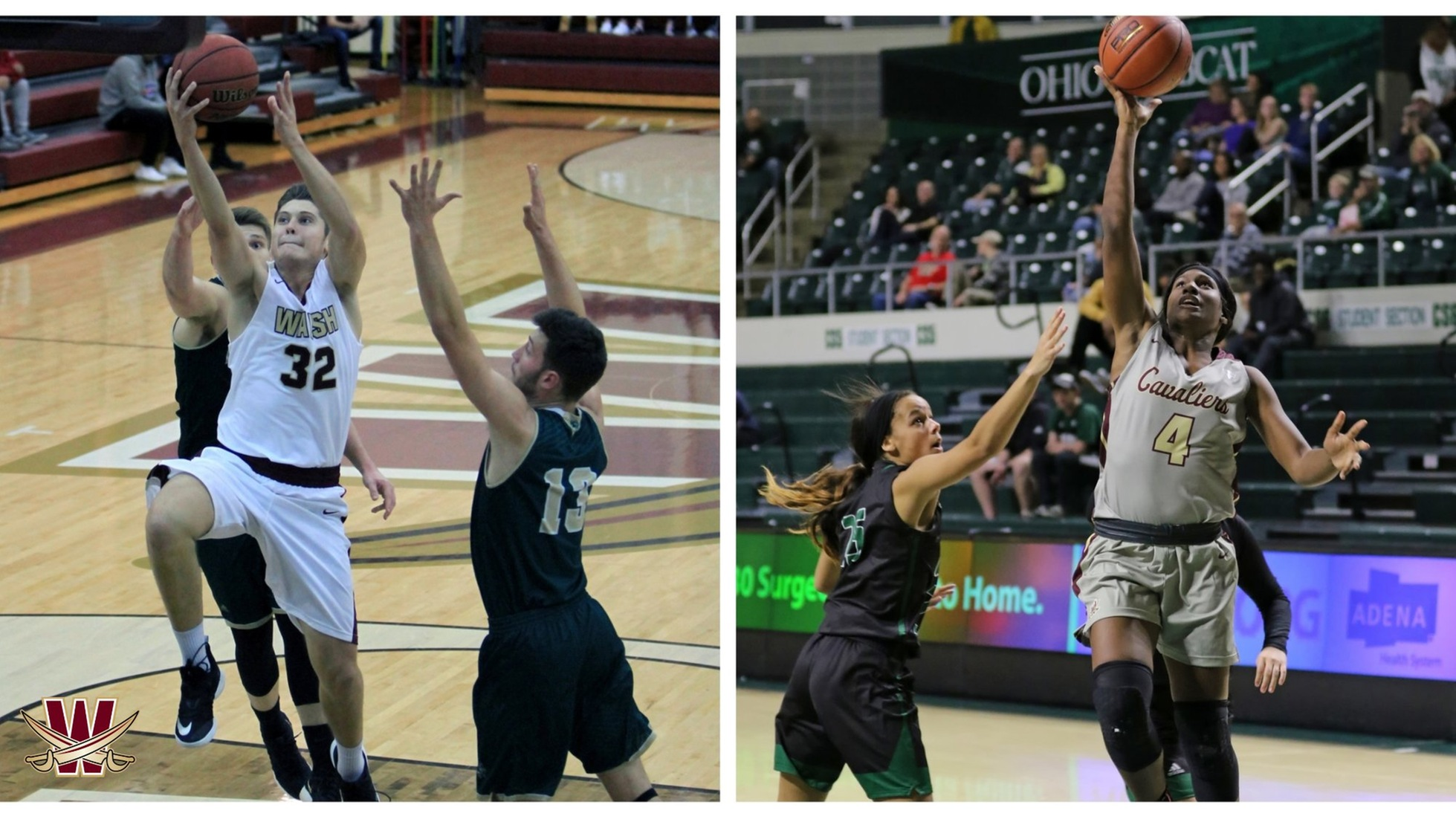 Shumate and Carter Both Named D2CCA All-Midwest Region Second Team