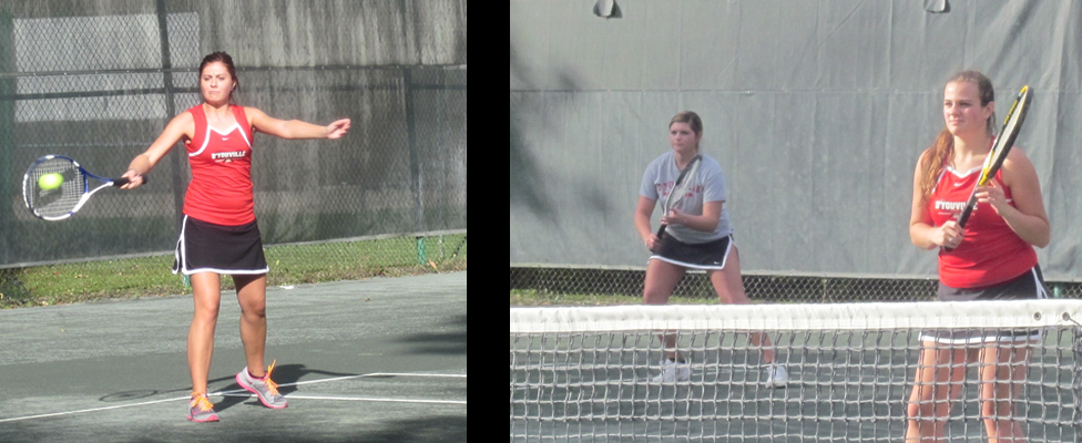 Women's Tennis Wins 9-0 at La Roche