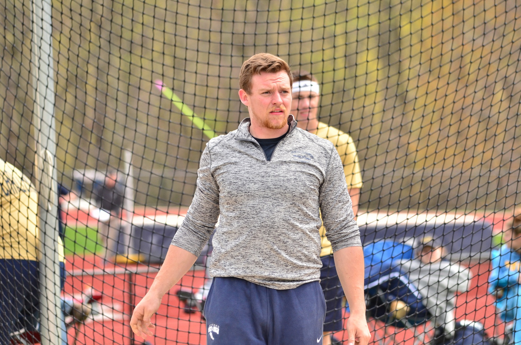 Obenrader National Runner-Up in Javelin