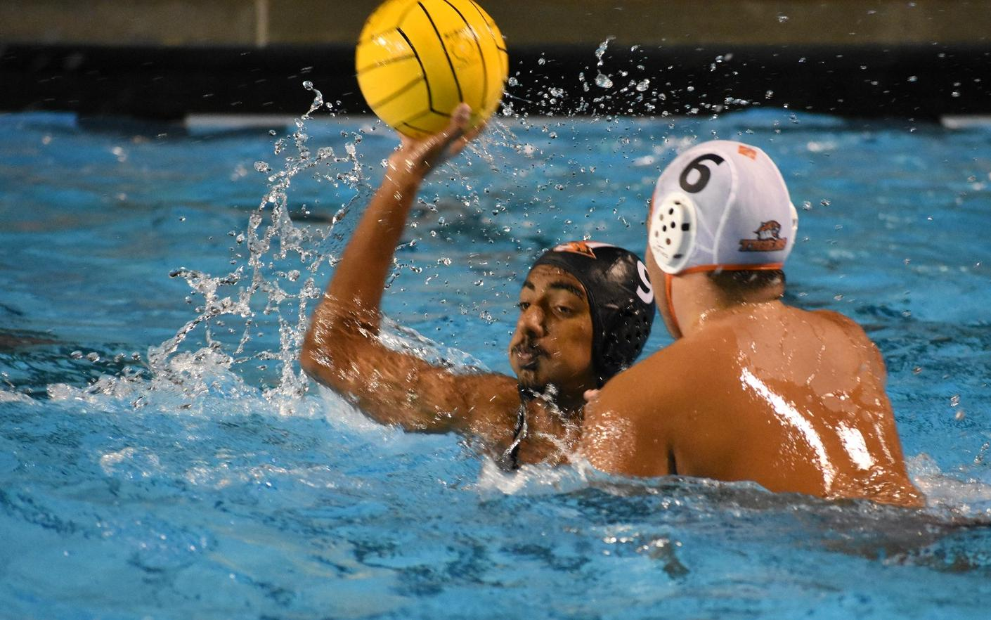 Men's Polo Completes Season Sweep of Oxy
