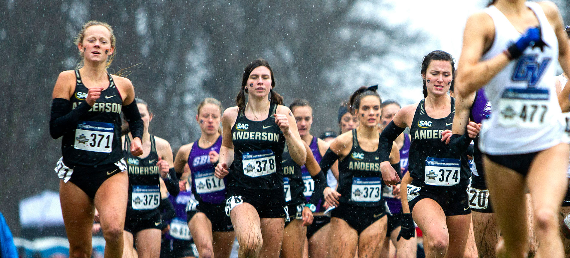 Women's Cross Country Finishes 33rd at NCAA National Championships