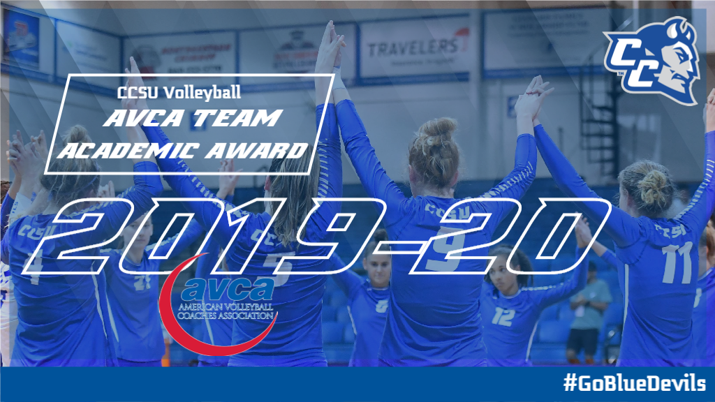 Volleyball Recognized with AVCA Team Academic Award