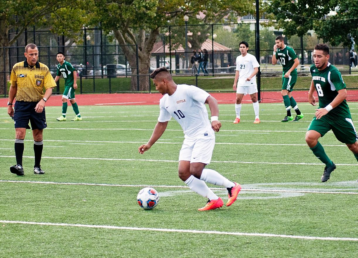 Men's Soccer Concludes Regular Season at UMass Dartmouth Tuesday