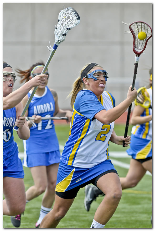 Lions' women's lacrosse team falls at home to Wittenberg University in season home opener