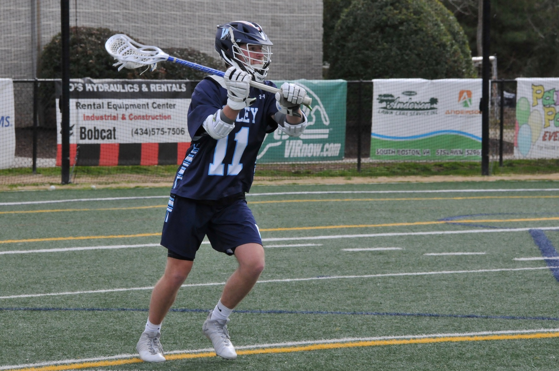 Men's Lacrosse Defeated by Albright