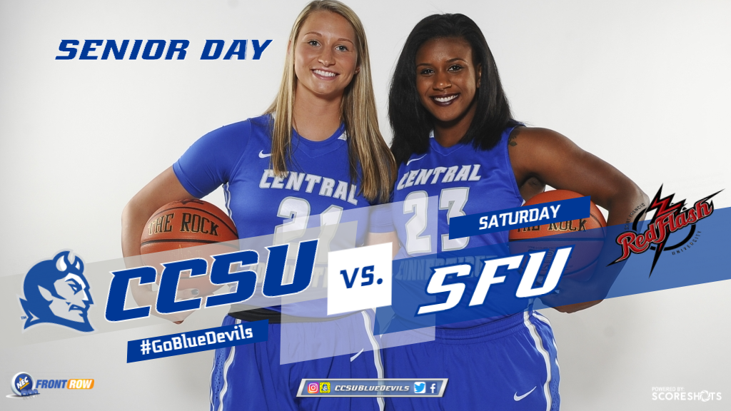 Blue Devils Host the Red Flash For Senior Day