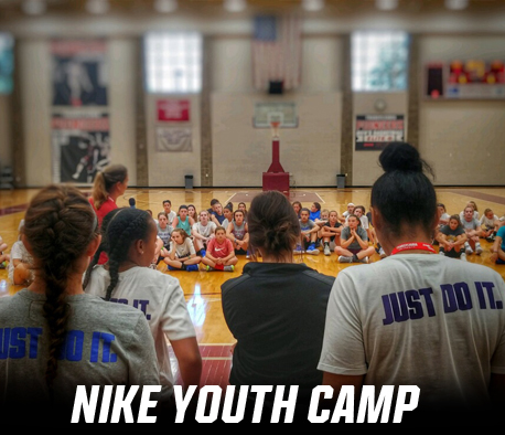 Nike Youth camp