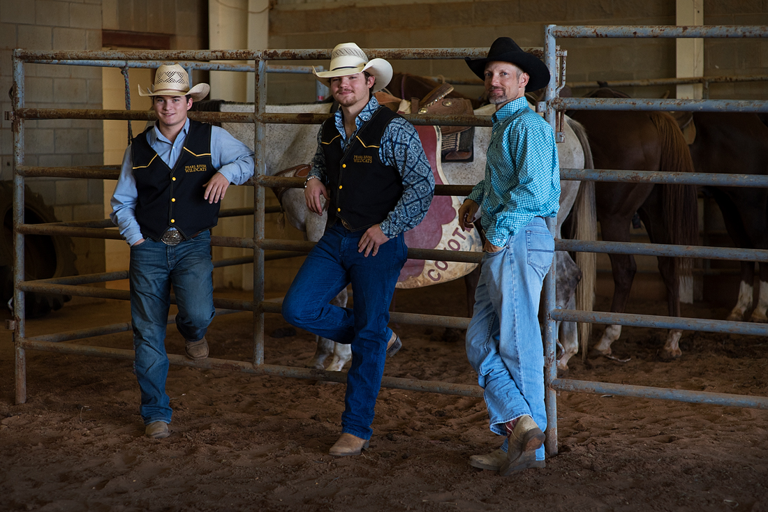 Pearl River's rodeo team hosted the Ozark Region Rodeo Thursday-Saturday in Hattiesburg. (KRISTI HARRIS/PRCC ATHLETICS)