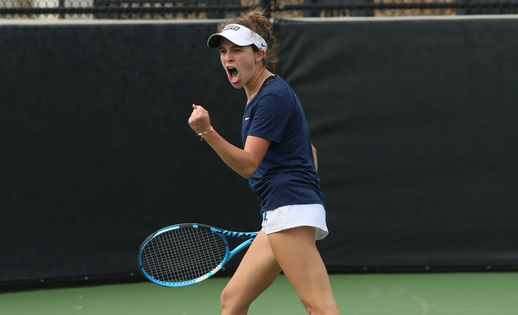 Women's Tennis Downs Chicago, 5-1, to Advance to 10th Straight NCAA Semifinals