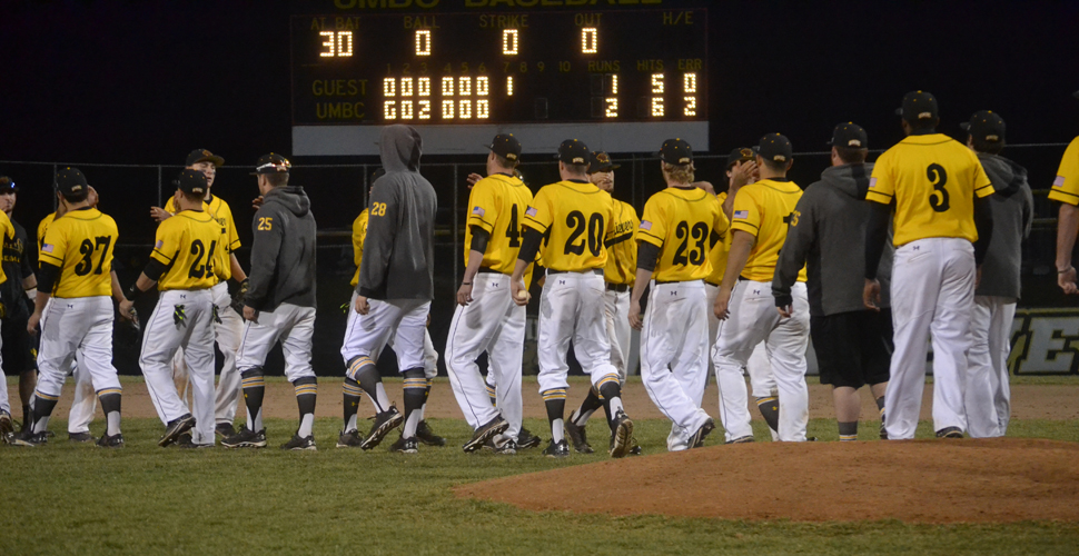 UMBC Puts Up 19 Hits En Route to a 12-2 Win Against NJIT