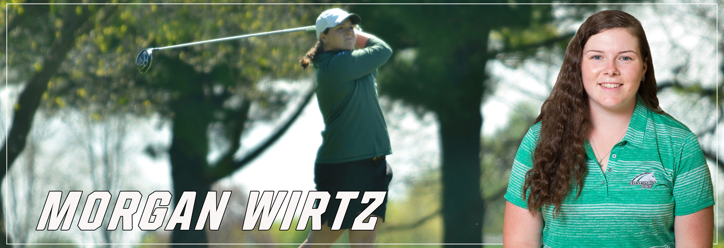 Morgan Wirtz Named Middle Atlantic Conference Golfer of the Week