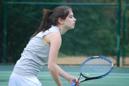 Women's Tennis defeat Penn College