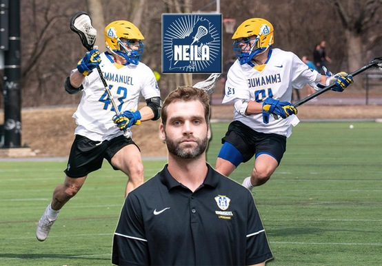 MEN'S LACROSSE LANDS TWO PLAYERS AND ONE COACH IN NEILA EAST-WEST SENIOR ALL-STAR GAME