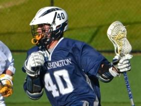 UMW Men's Lax Drops Opener at Hampden-Sydney, 9-8, in Final Seconds