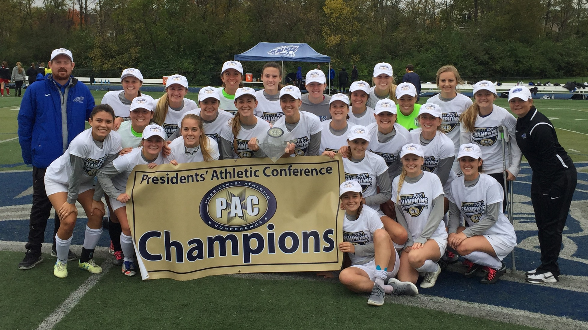 Thomas More Wins Seventh-Straight PAC Women's Soccer Title