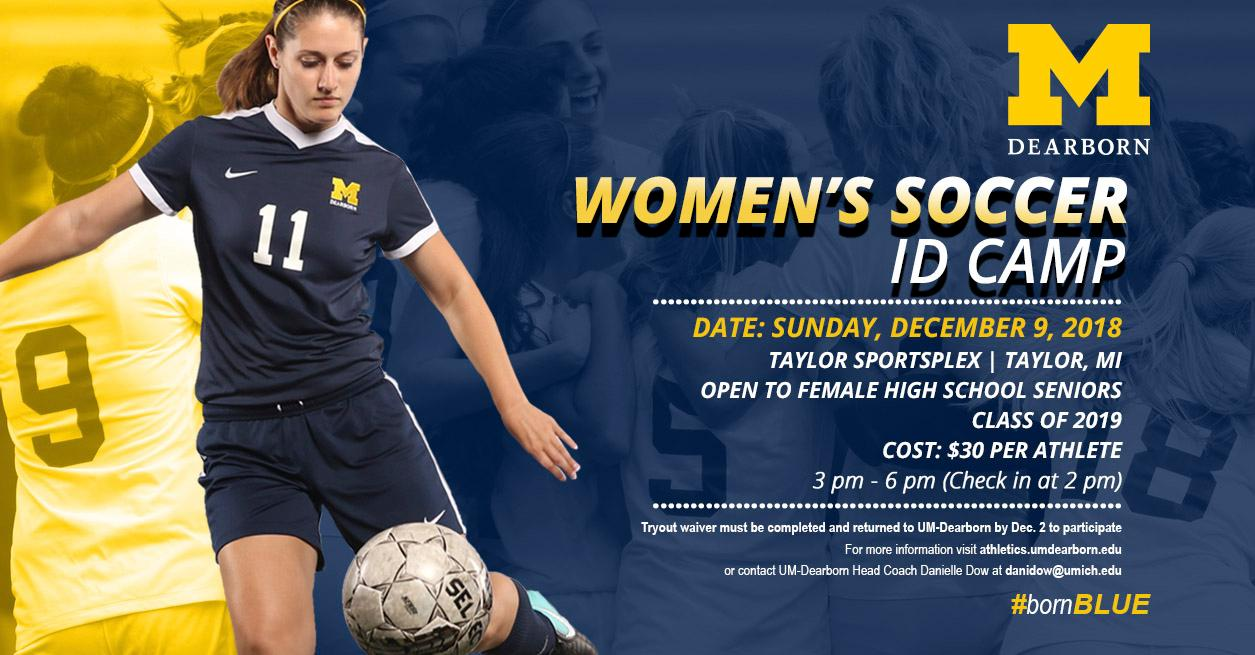 Women's Soccer to host ID Camp on Dec. 9