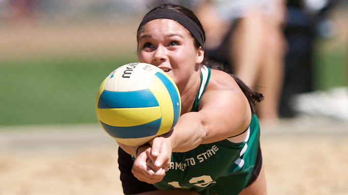 SAND VOLLEYBALL WRAPS UP TOURNAMENT WITH 3-2 LOSS TO BOISE STATE