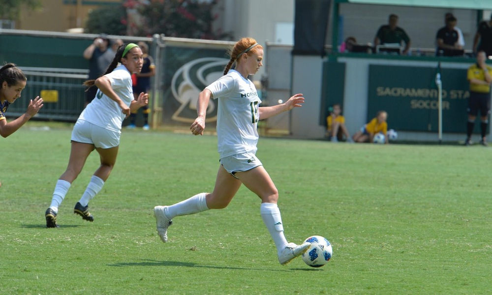 WOMEN'S SOCCER OPENS BIG SKY PLAY THIS WEEKEND AT EASTERN WASHINGTON, IDAHO