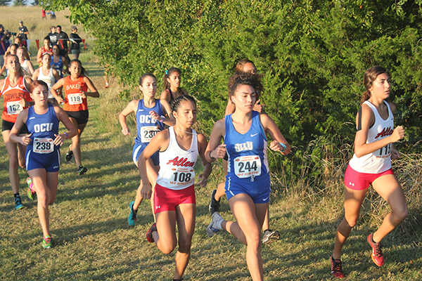 Allen cross country teams kicked off the season