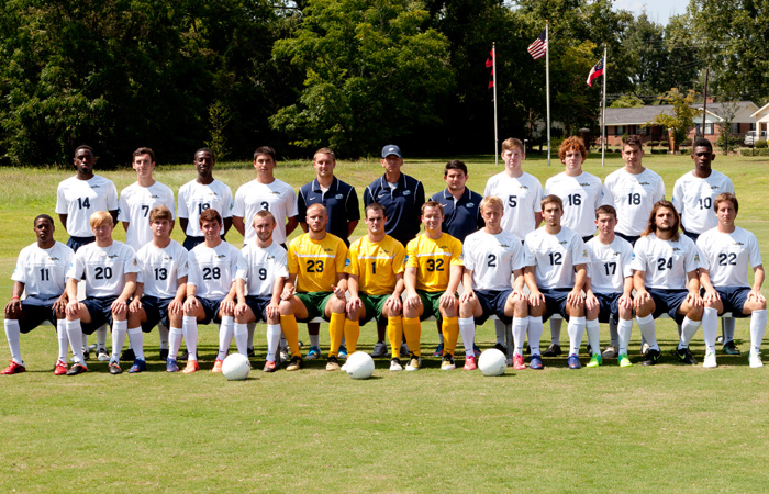 GSW Men's Soccer Drops Double OT Season Opener