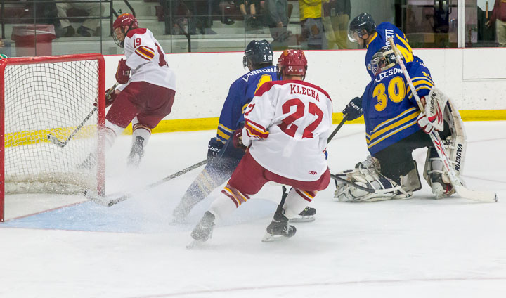 Defending National Finalist Ferris State Suffers Opening Night Setback