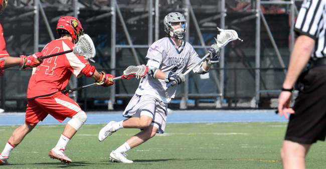 Late Goals Give Hounds 10-8 Win Over King's