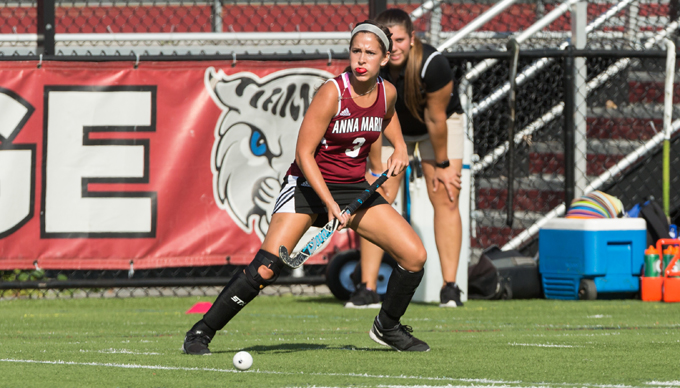 Field Hockey Falls to Mount Ida, 3-1, in Regular-Season Finale