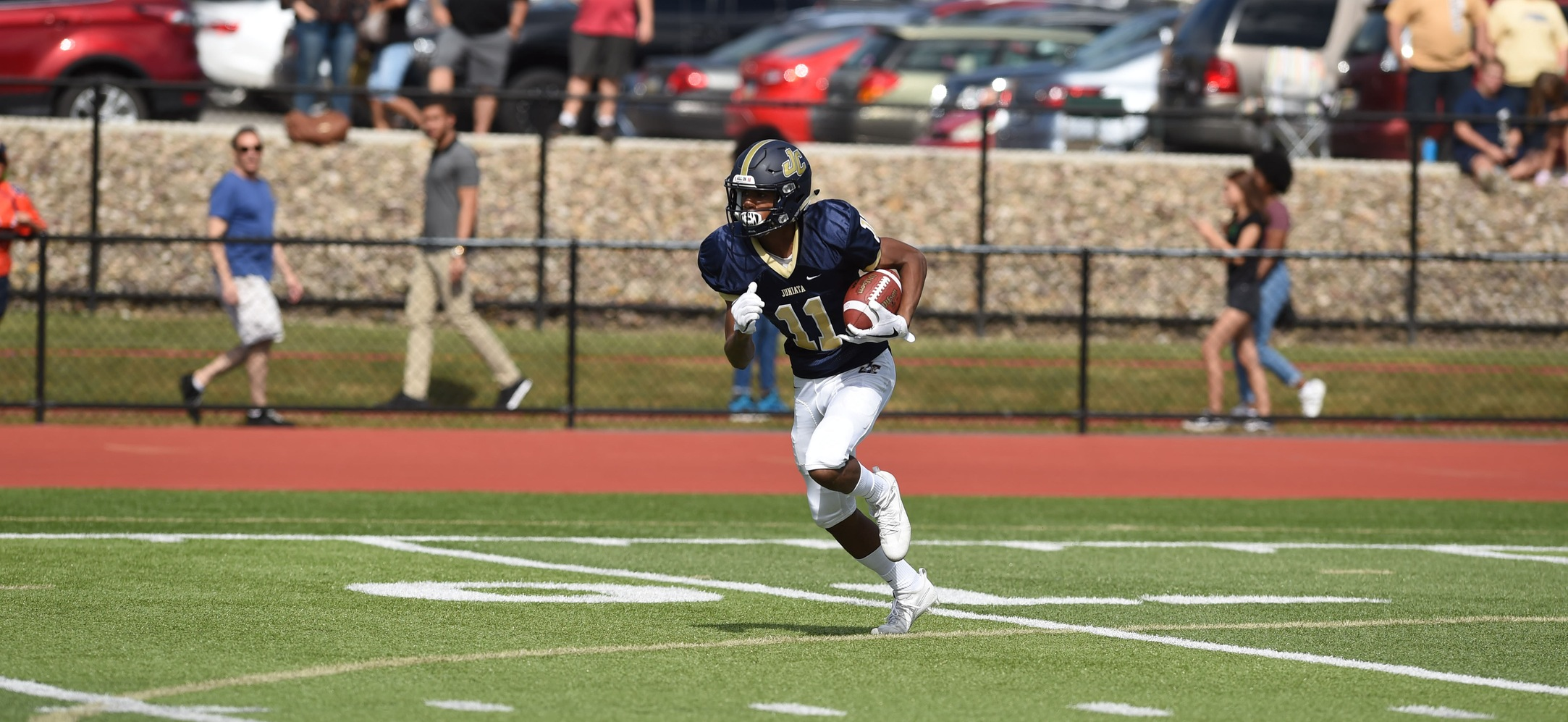 Juniata Wide Receiver Shaheed Ross