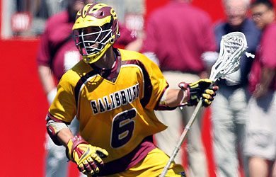 Berkman named to Tewaaraton Trophy watch list for a second straight year