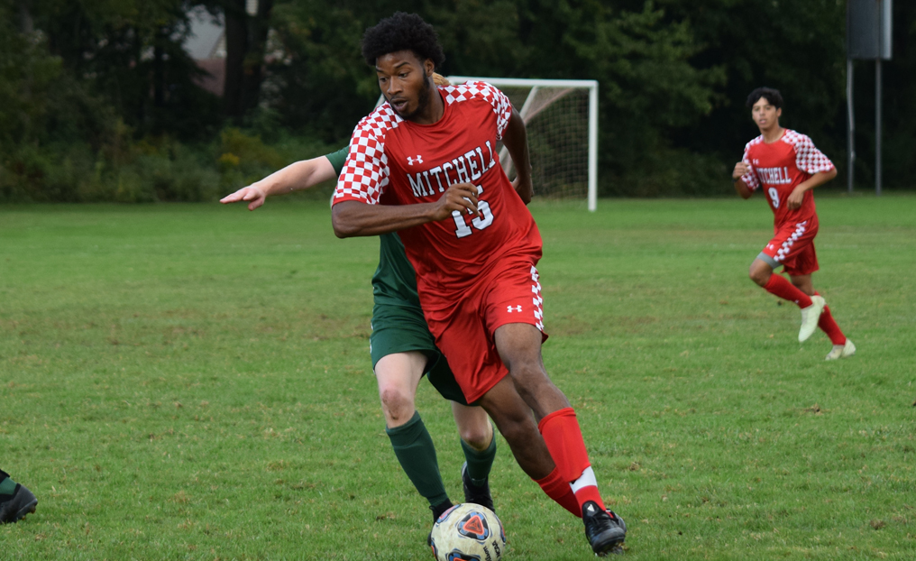 Babson Blanks Men's Soccer