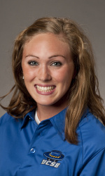Stover Named Big West Swimmer of the Week