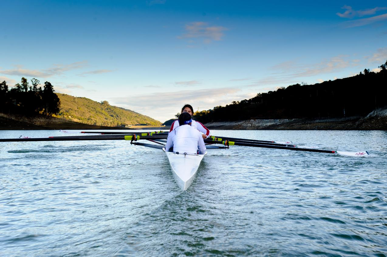 Initial Training Phase Has Begun for SCU Women's Rowing