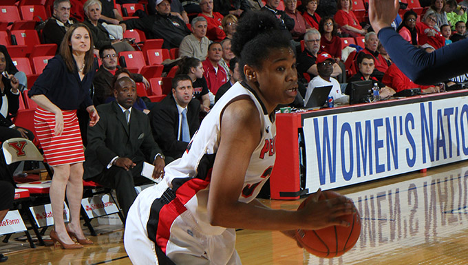 Latisha Walker (Photo by Ron Stevens)
