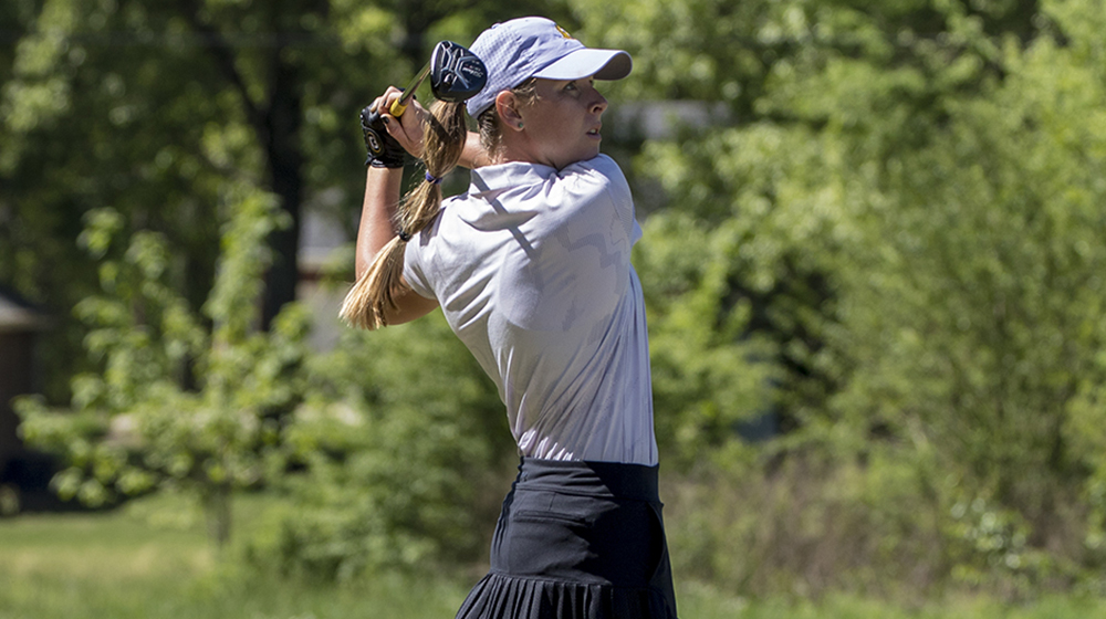 Tech women's golf remains sixth after second round of OVC Championships