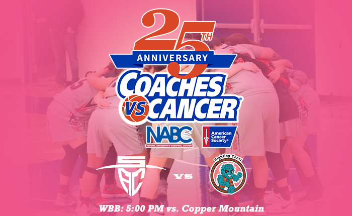 Coaches Versus Cancer Night