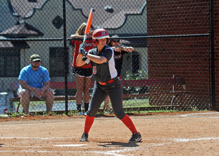 Kala Rooney had a RBI and a stolen base in Saturday's win over the University of Dallas.
