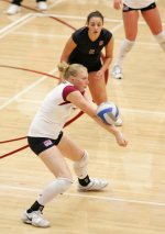 Bronco Volleyball Falls 3-0 To LMU