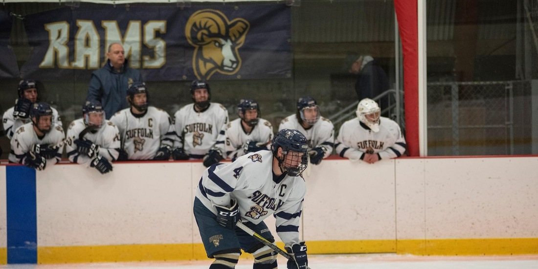 Men's Hockey Treks to Castleton, No. 13 Norwich this Weekend