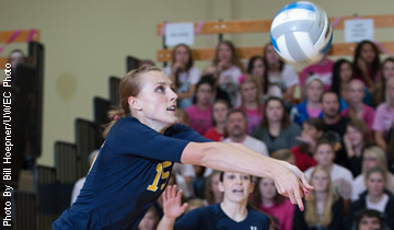 Volleyball Closes Invite with Pair of Victories