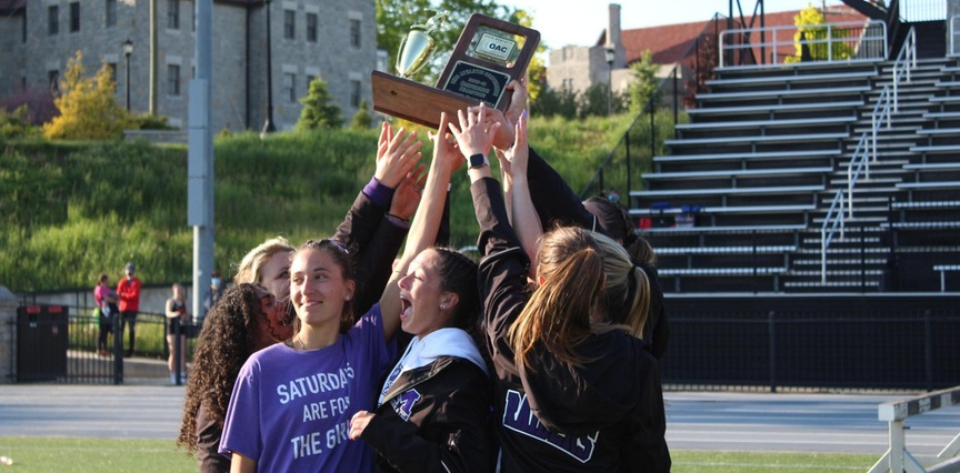 Mount Union Women's Track & Field Wins 9th Overall OAC Outdoor Title