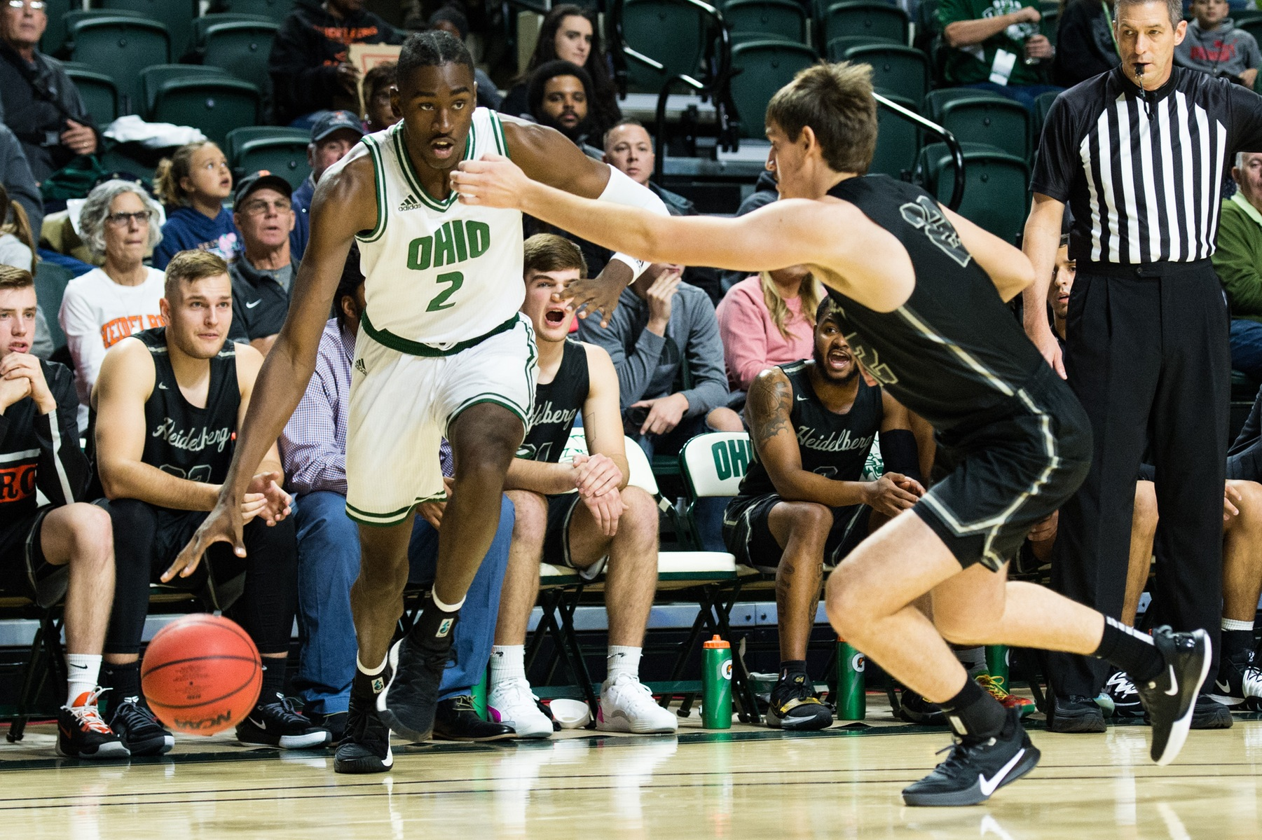 Ohio Men's Basketball Set for Matchup with Iona on Wednesday