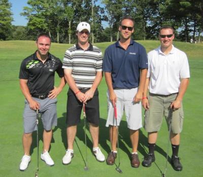 Chris Dupay, Tim Bryant, Ryan Kelly, Steve Gath