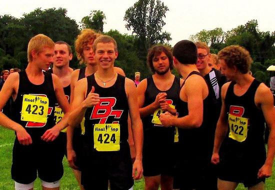 Cross Country at SIUE Challenge